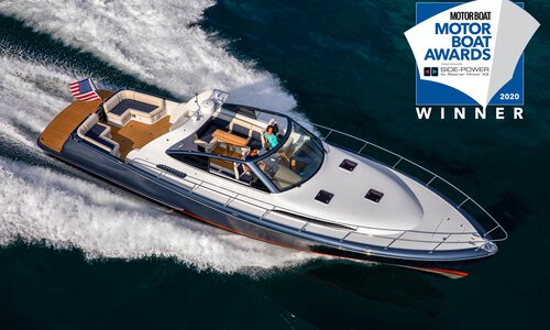 Palm Beach GT50 wins Sportcruiser over 40ft at BOOT Düsseldorf 2020