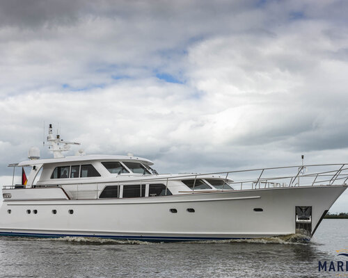 Mulder 73 Wheelhouse 'Gloria'