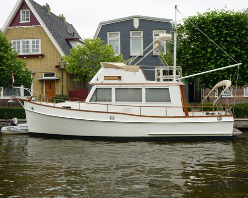 Grand Banks 32 Classic  'Sir Hendrik'