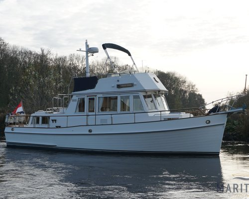 Grand Banks 36 Classic 'Jesse Hidde'