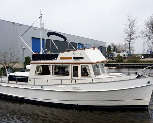 Grand Banks 42 Classic 'Maxum'