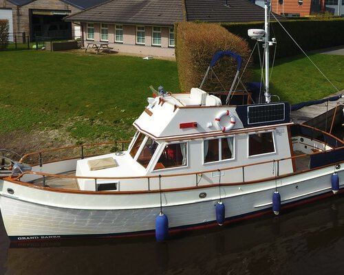 Grand Banks 32 Classic 'Maria II'