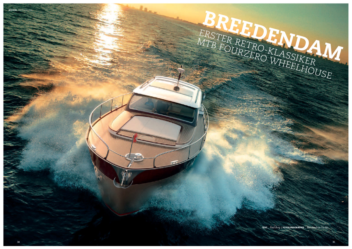 Inhalt Yachting - Breedendam MTB Fourzero Wheelhouse