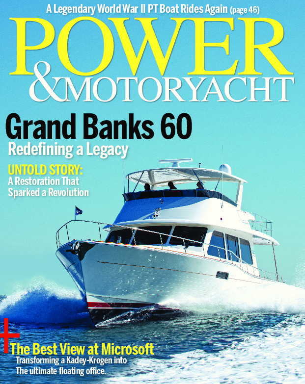 Power & Motoryacht - Grand Banks 60 Redefining a Legacy