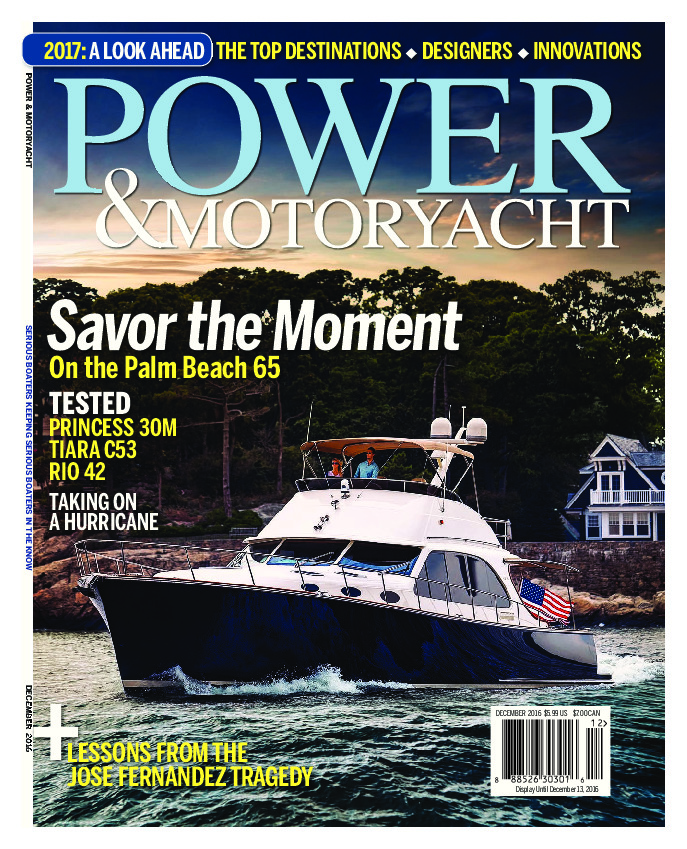 Power & Motoryacht - Palm Beach 65